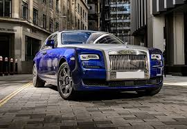 rolls royce ghost mansory aaa luxury chauffeured service hire rolls royce ghost with