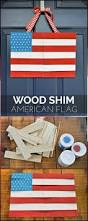 American Flag Decor 30 Diy 4th Of July Decorations Patriotic Diy Fourth Of July