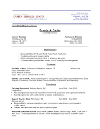 Work Experience Resume Sample Customer Service by Resume For Customer Service Representative With No Experience