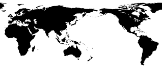 Philippines On World Map by Visualised The World Responds To Typhoon Haiyan On Twitter