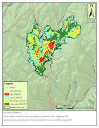 Idaho Fires Map Burn Severity Characterization