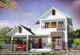 Kerala Home Design Latest August 2015 Kerala Home Design And Floor Plans