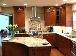 kitchen islands with stove top kitchen island stove vent mycook info
