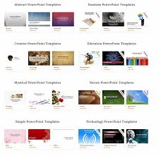 best websites to download free powerpoint templates