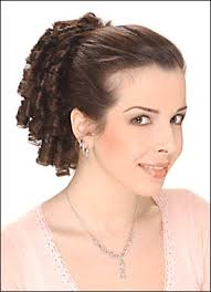 clip on ponytail look of int l bfm 345 butterfly clip on ponytail