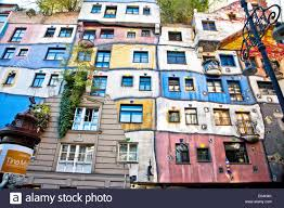house 1985 hundertwasserhaus 1985 is an apartment house built in the style