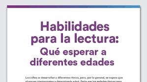 colombia libro de lectura grado 6 habilidades académicas que su hijo necesita en sexto grado
