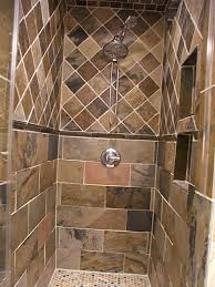 Bathroom Slate Tile Ideas 77 Best Slate Tile Showers Images On Pinterest Tile Showers