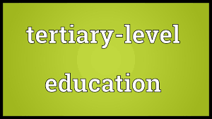 What Is The Meaning Of Desk Tertiary Level Education Meaning Youtube