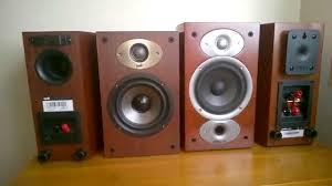 In Wall Speakers Vs Bookshelf Speakers Polk Audio Tsx110b Vs Rtia1 Bookshelf Speakers Review Whats The
