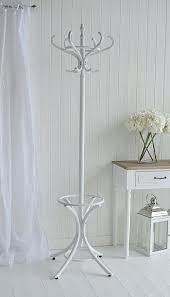 white coat stand bentwood traditional hat and coat stands from the