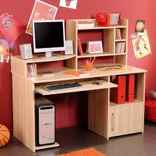 student desk for bedroom bedroom espresso solid wood computer desk with simple design and