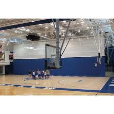 Basketball Curtains Centre Drive Gymnasium Divider Curtains 4050