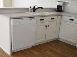 hickory wood espresso shaker door kitchen sink and cabinet