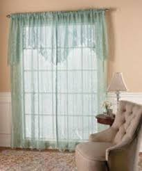 Lace Curtains And Valances Curtains With Valances Attached Foter