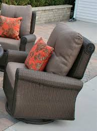 Swivel Patio Chair Home Design Beautiful Patio Set With Swivel Chairs The Giovanna