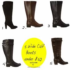 womens size 12 wide calf boots 5 wide calf boots all 50 my and curls