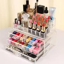 Makeup Box acrylic cosmetic makeup box organizer end 4 3 2018 7 15 pm