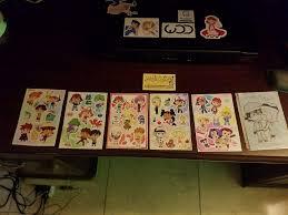 pokemon sticker sheet set vulpixigoodies amourshipping amino