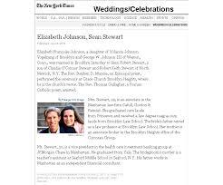 new york times weddings elizabeth featured in new york times wedding celebrations