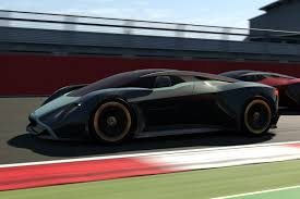 aston martin supercar aston martin dp 100 a virtual supercar concept for gran turismo