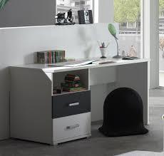 bureau ado gar n bureau blanc ado bureau chambre fille bureau 2 portes 1 tiroir