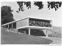 mid century modern freak 1959 60 by architects knud blach