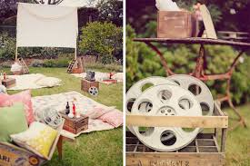 Backyard Movie Night Plan A Backyard Movie Night Mommy Scene