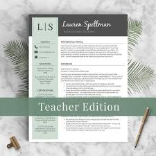 Best Template For Resume 13 Best Teacher Resume Templates Images On Pinterest Resume