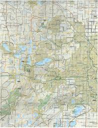 Southern Illinois Map by Milwaukee Map Service Illinois Wall Maps