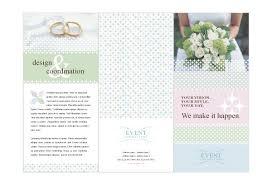 wedding phlet template wedding brochure templates free wedding brochure template 23 free