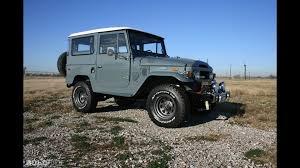 toyota jeep 1980 toyota fj40 land cruiser