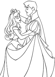 printable sleeping beauty coloring pages coloring