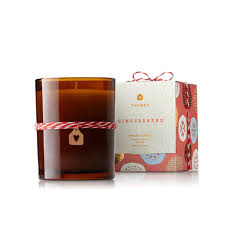 thymes candles thymes gingerbread candle christmas candles