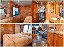 Motorhome Custom Interiors Luxury Motorhome Interior