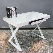 Glass Modern Desk Modern Desks Anders Desk Eurway Modern Furniture