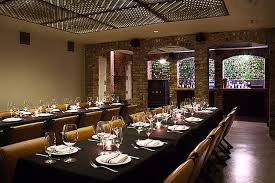 Private Events - Private dining rooms chicago