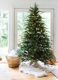 12 foot king flock shape artificial tree with 1700
