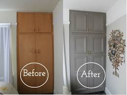 How To Modernize Kitchen Cabinets Best 25 Cabinet Door Makeover Ideas On Pinterest Updating