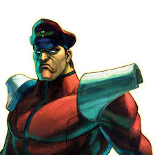 from street fighter main character name m bison character giant bomb