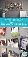 wire photo frame bower power