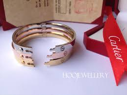 white gold rose bracelet images Cartier love bangle rose gold white gold yellow gold for sale jpg