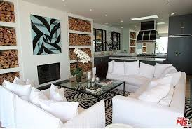 Celebrity Living Rooms Oceanside Luxury Home Designed For Celebrities By Celebrities