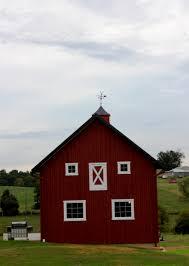 barn style home in sharpsburg mt tabor builders inc