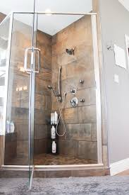 Bathroom Shower Makeovers Master Bathroom Makeover Decorating Ideas