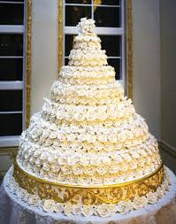 here is list of top 10 most expensive wedding cakes ever