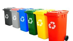 poubelle cuisine tri s駘ectif 2 bacs poubelle de tri cuisine recyclage poubelle tri saclectif accologie