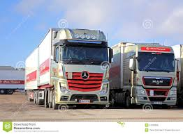 truck mercedes benz actros 2551 editorial image image 75305805