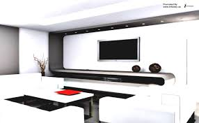 home interior desing simple interior design unique blue living room d rendering living