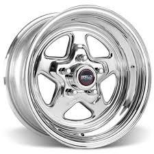 wheel mustang weld racing mustang pro wheel 15x10 polished 94 04 96510212